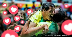 Bocha - Final - Classe BC3 - Brasil x Coreia do Sul  Rio de Janeiro, Brasil, 12 de Setembro. Arena Carioca 2 / Jogos Paralímpicos Rio 2016 Foto: Danilo Borges /Brasil2016